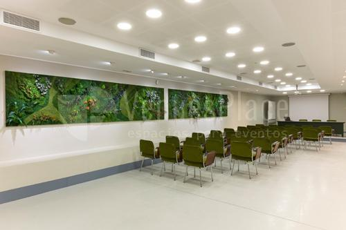 Interior 2 en El Real Jardín Botánico   Sala de Seminarios