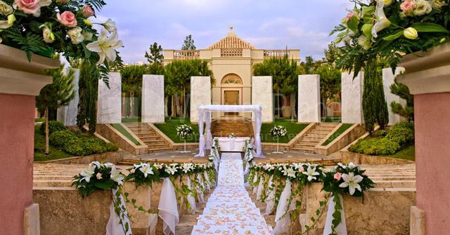 Montaje eventos únicos en Villa Padierna Palace Hotel