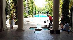 Instalaciones, piscina en Villa Padierna Palace Hotel