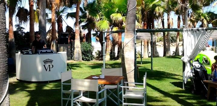 Eventos en el exterior en Villa Padierna Palace Hotel
