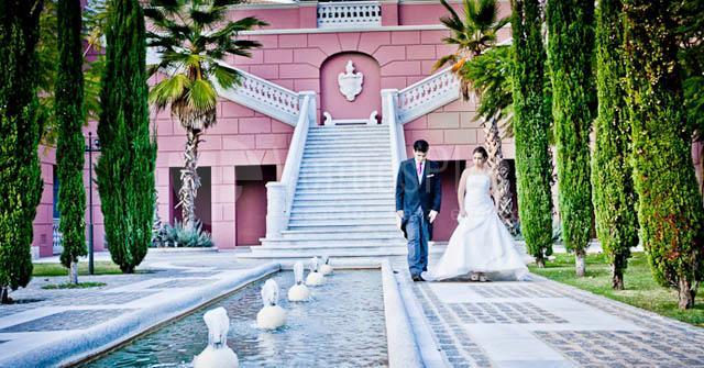 Bodas Villa Padierna Palace Hotel
