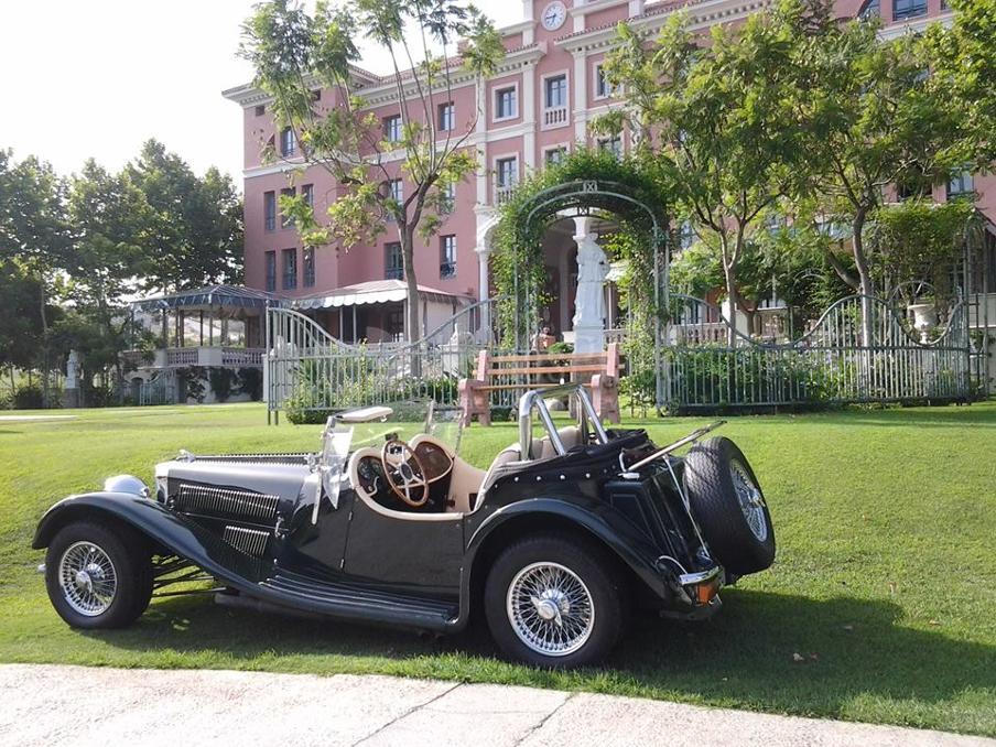 Eventos del motor en Villa Padierna Palace Hotel