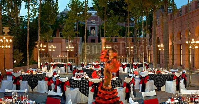 Eventos y celebraciones en Villa Padierna Palace Hotel