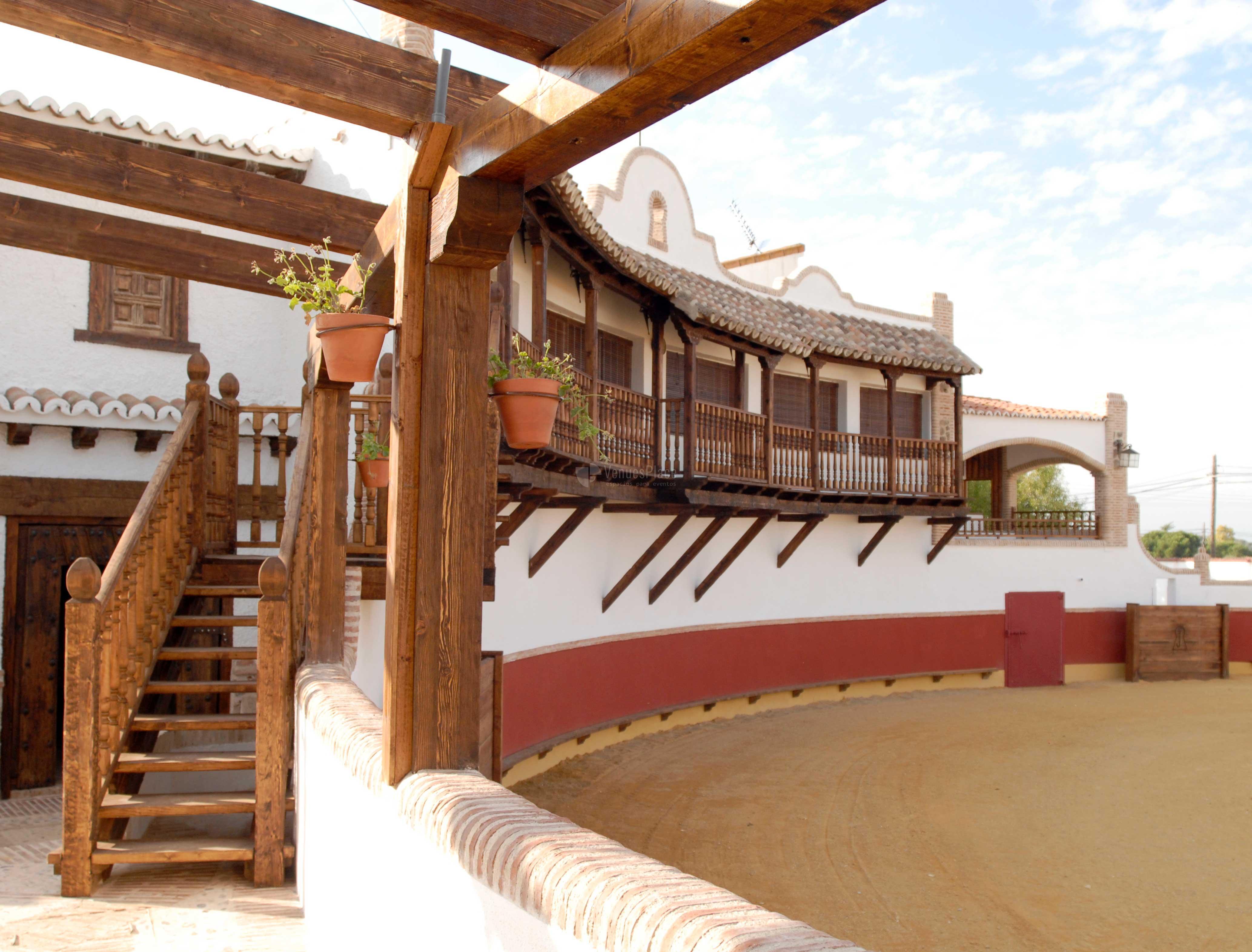 Eventos con Plaza de toros en Finca Feligrés