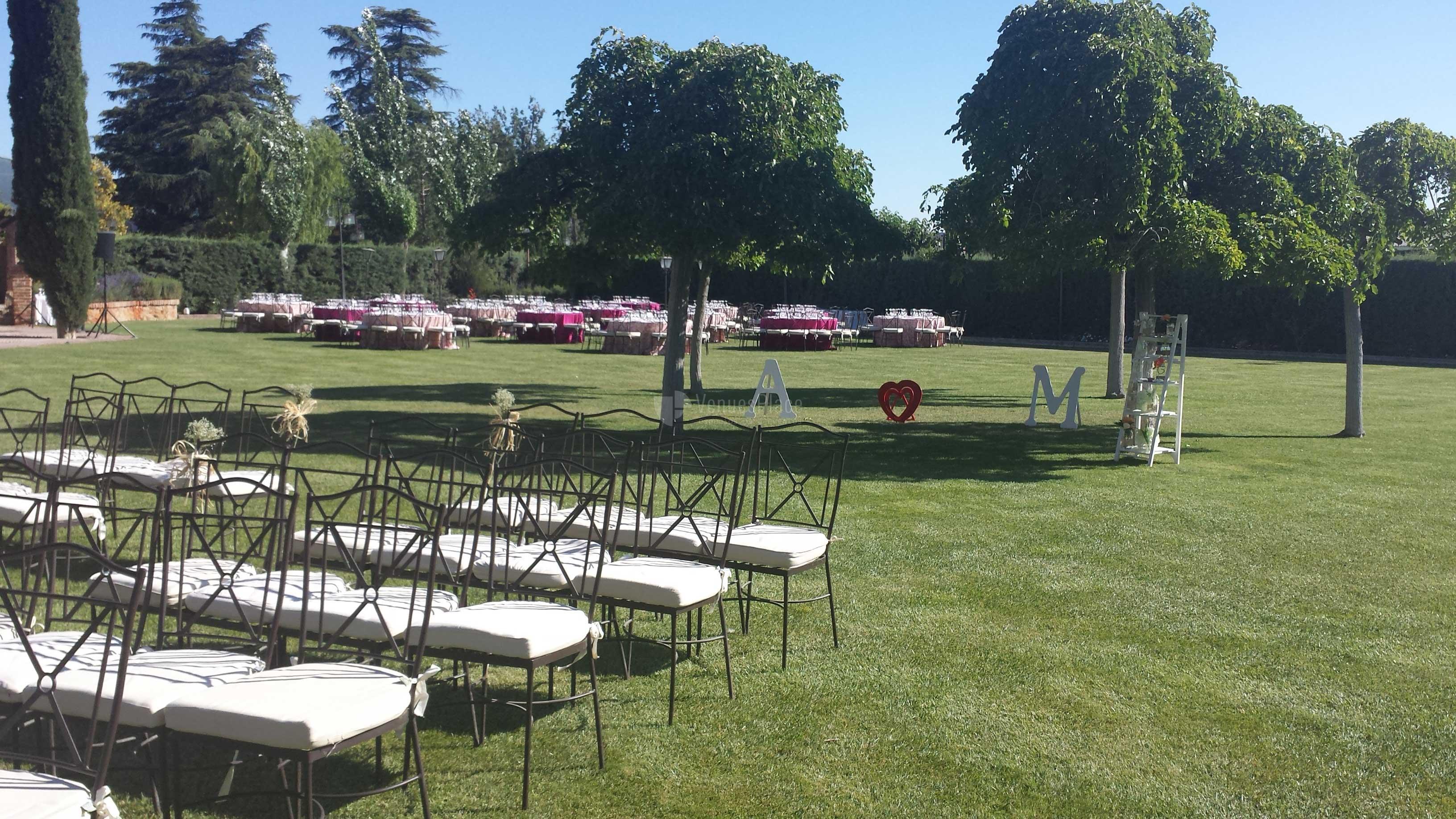 Celebra tu boda en Finca Feligrés