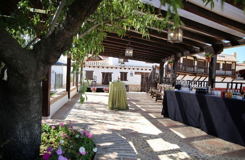 Celebra una boda, evento social o corporativo exclusivo en Finca Feligrés
