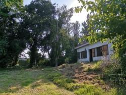 Casa rústica  con acceso al río Ebro