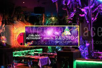 Restaurantes con espectáculo para Bodas: Passion show Restaurant (Zoologic Restaurant)