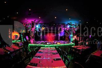 Restaurantes con espectáculo: Passion show Restaurant