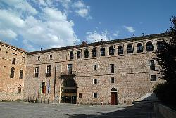Exterior Hotel Hostería de San Millán