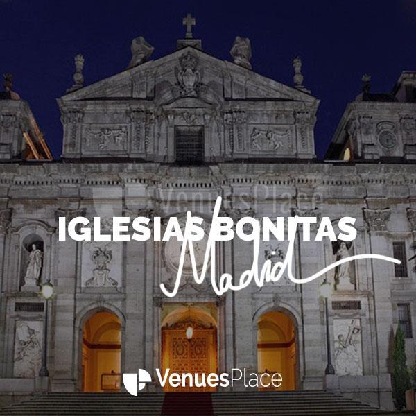 8 Iglesias de ensueño para celebrar tu boda en Madrid