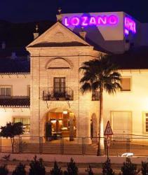 Hotel Lozano en Provincia de Málaga