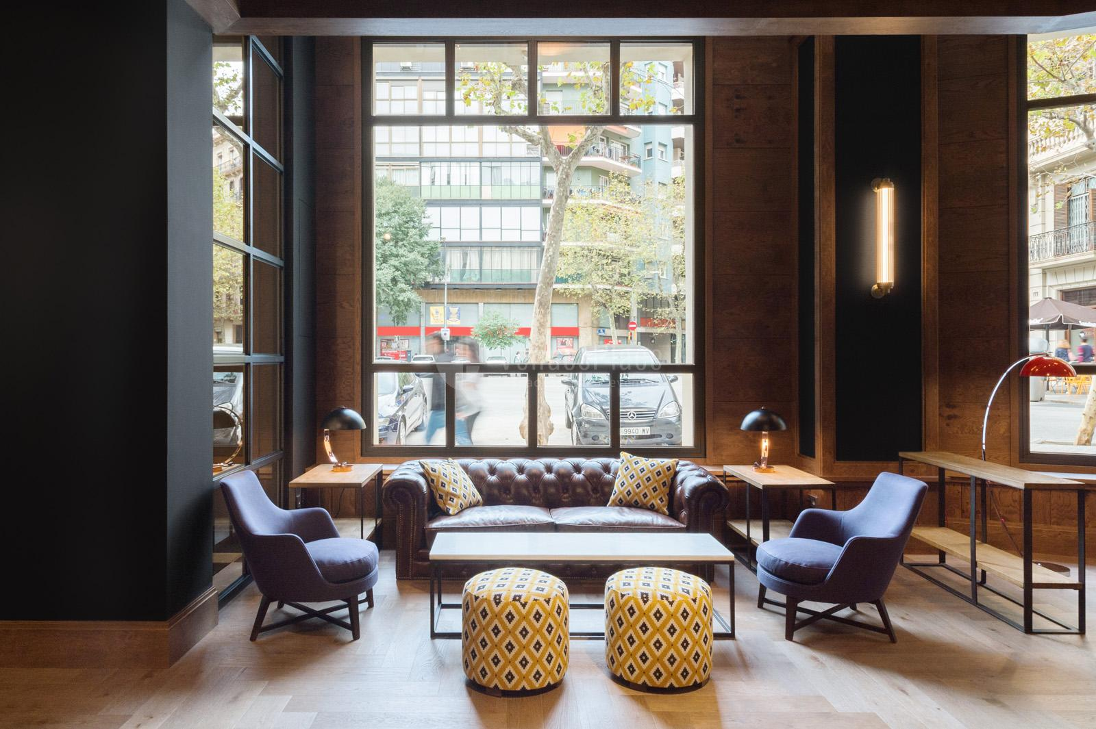 Interior 11 en The Corner Hotel