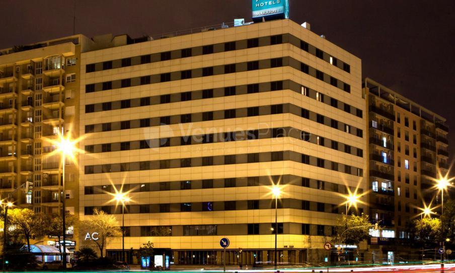 Exterior 1 en AC Hotel Valencia