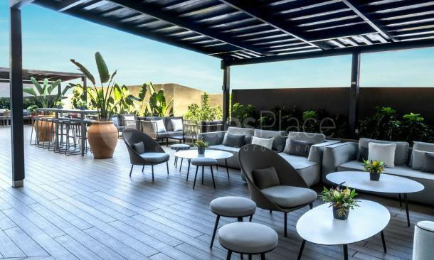 Exterior 4 en AC Hotel Valencia