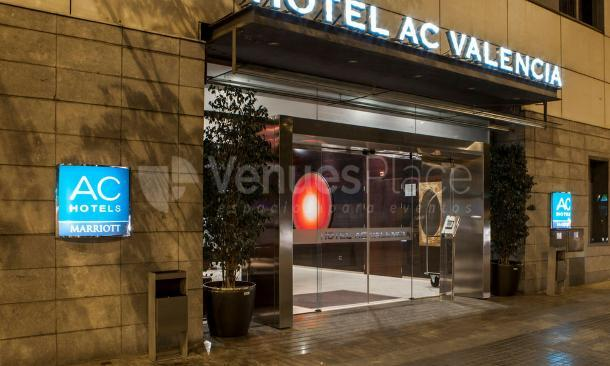 Exterior 3 en AC Hotel Valencia