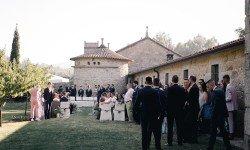 Ceremonia boda en Pazo La Buzaca