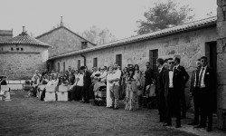 Ceremonia de boda en Pazo La Buzaca