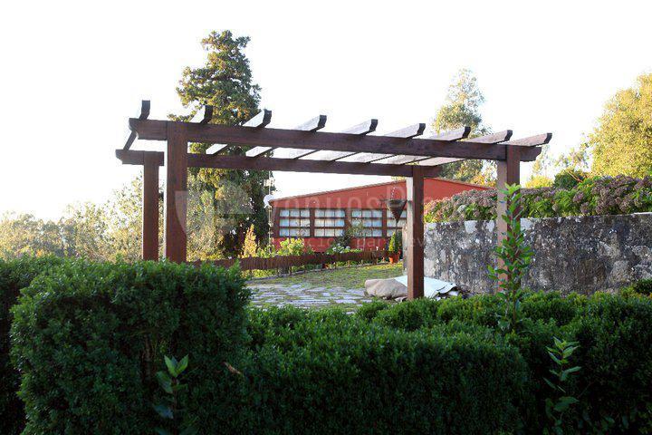 Imagen de exterior en Pazo La Buzaca