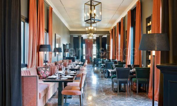 Interior 6 en The Principal Madrid Hotel