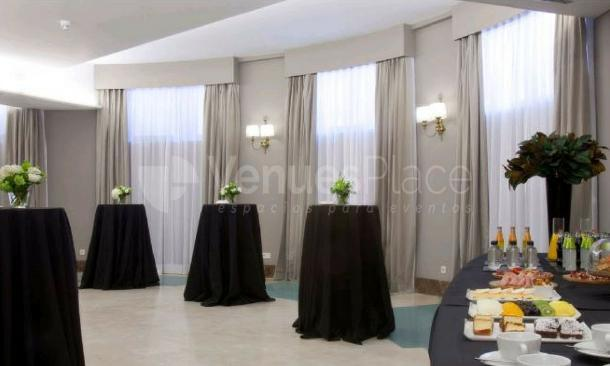 Montaje 3 en The Principal Madrid Hotel