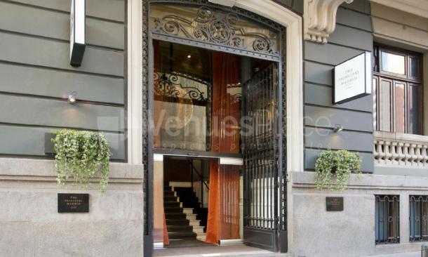 Exterior 3 en The Principal Madrid Hotel