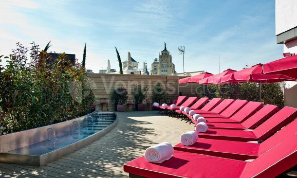 Exterior 6 en The Principal Madrid Hotel