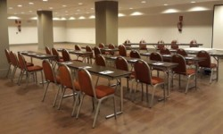 Montaje sala Hotel Ilunion Fuengirola
