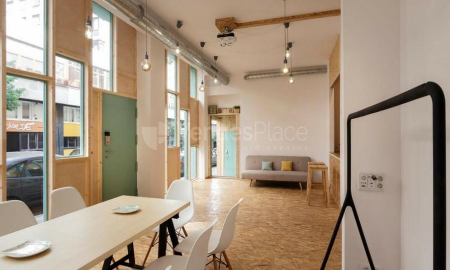 Interior 4 en La Estación del Norte