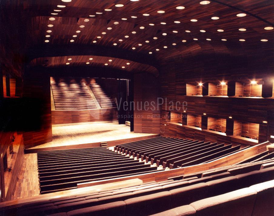 Interior 1 en Auditorio Municipal Ciudad de León