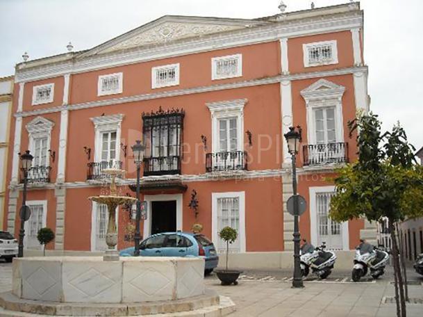 Exterior Hotel Palacio Conde de la Corte