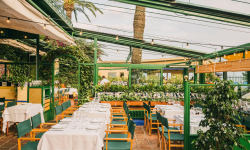 Montaje 13 en La Venta Restaurant