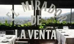 Montaje 22 en La Venta Restaurant