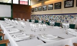Montaje 10 en La Venta Restaurant