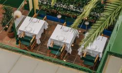 Montaje 2 en La Venta Restaurant