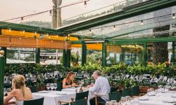 Montaje 15 en La Venta Restaurant
