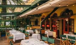 Montaje 14 en La Venta Restaurant
