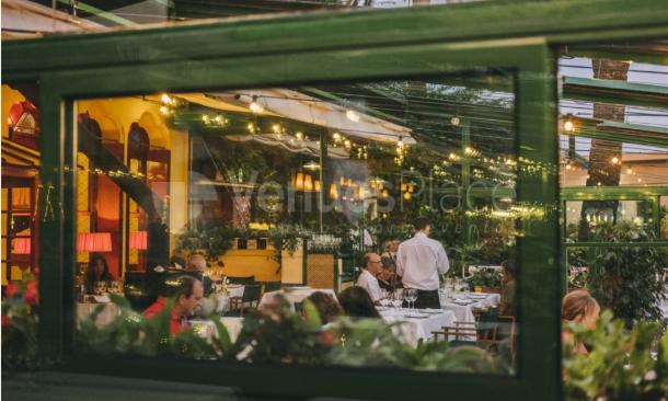 Montaje 5 en La Venta Restaurant