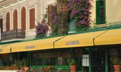 Exterior 2 en La Venta Restaurant