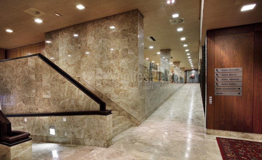 Interior Hotel Santemar