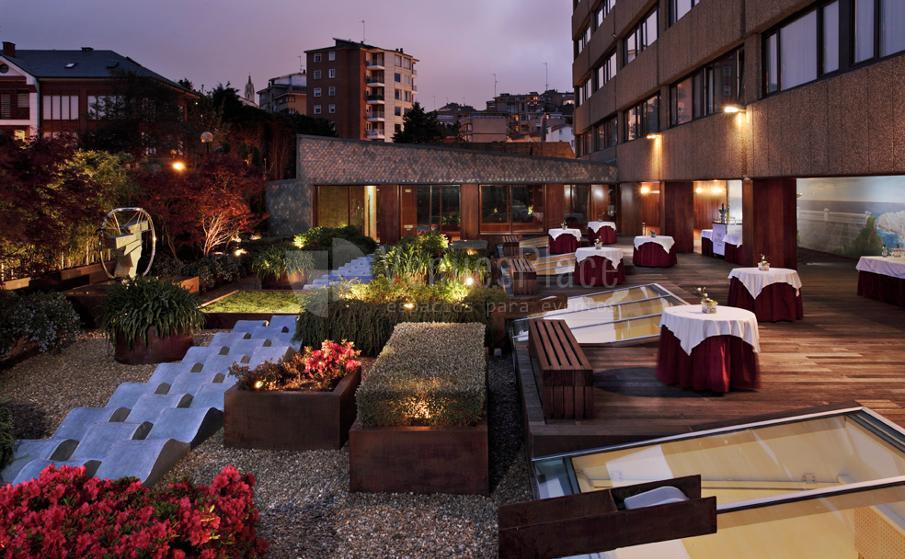 Exterior Hotel Santemar