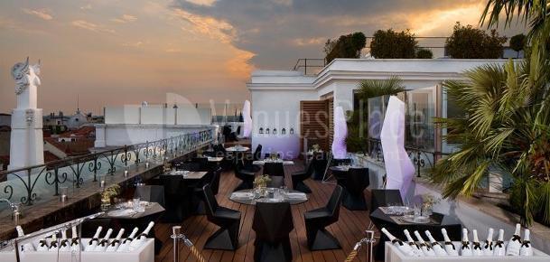 Hotel Me Madrid Reina Victoria Venuesplace
