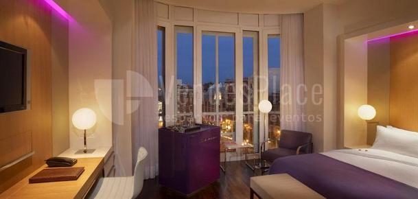 Interior en HOTEL ME MADRID REINA VICTORIA