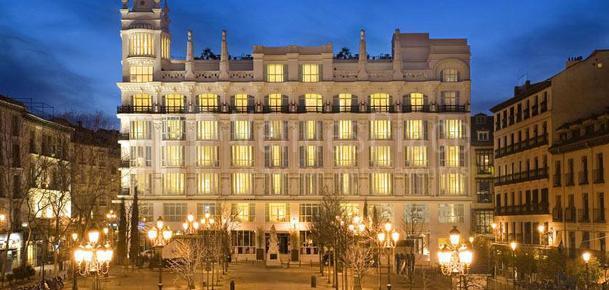 Exterior Hotel ME Madrid Reina Victoria