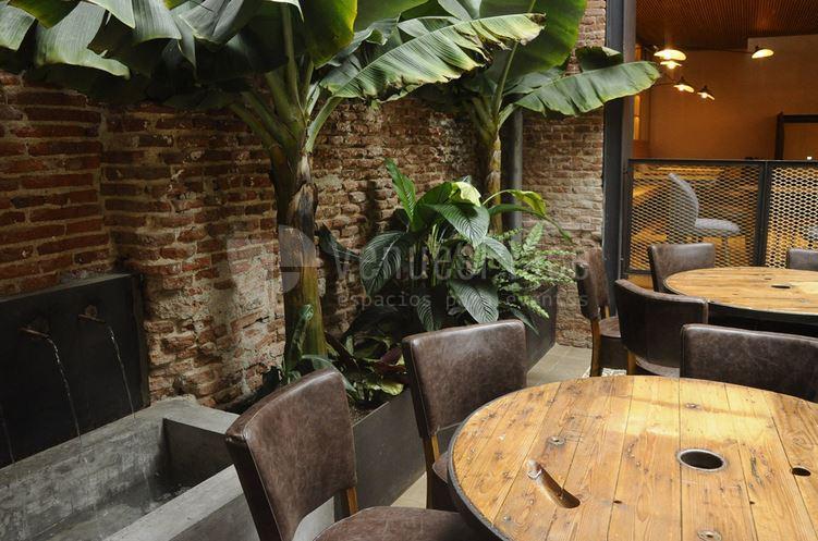 Interior 7 en La Contraseña