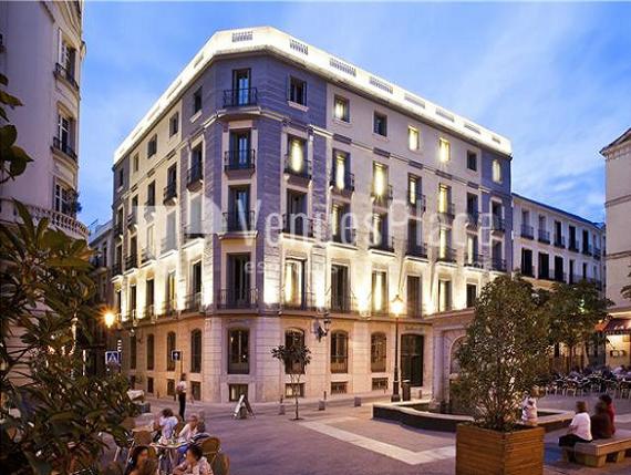 Espacios para eventos en el barrio de las letras de madrid - Hotel el quijote madrid ...