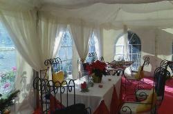 Interior Restaurante Agapanto