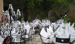 Exterior Restaurante Agapanto