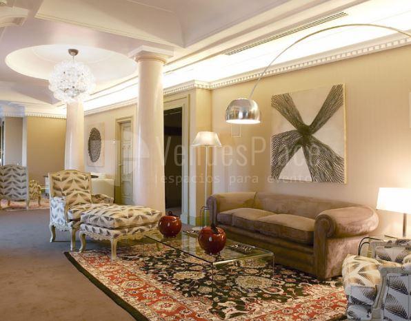 Alojamiento para eventos en Hotel Carlton