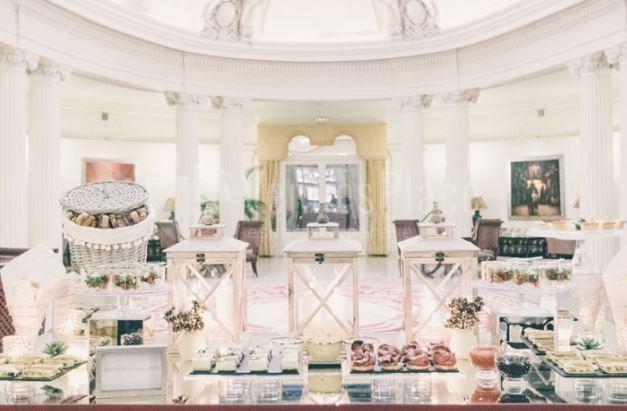 Eventos familiares, bodas, comuniones, bautizos en Hotel Carlton